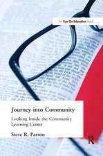Journey Into Community
