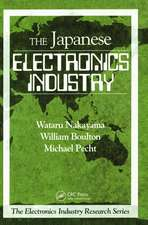 Japanese Electronics Industry