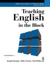 Teaching English in the Block