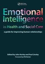 EMOTIONAL INTELLIGENCE IN HEAL