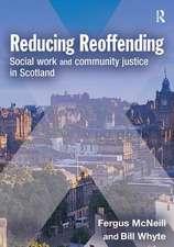 Reducing Reoffending