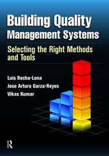 Building Quality Management Systems
