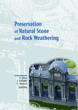 Preservation of Natural Stone and Rock Weathering