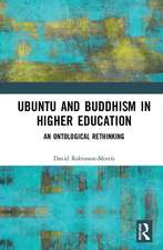Ubuntu and Buddhism in Higher Education