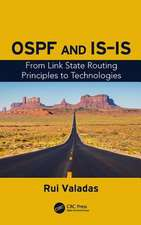 OSPF and IS-IS