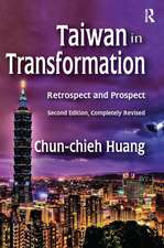 TAIWAN IN TRANSFORMATION RETROSPEC