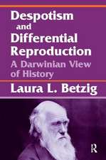 Despotism, Social Evolution, and Differential Reproduction