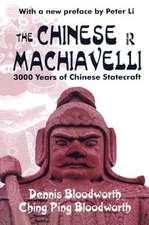 Chinese Machiavelli