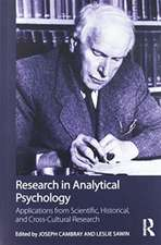 Research in Analytical Psychology (2 Volumes Set): 'Applications from Scientific, Historical, and Cross-Cultural Research' and 'Empirical Research'