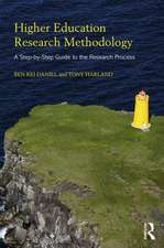 Higher Education Research Methodology