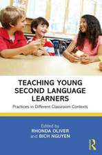 TEACHING YOUNG SECOND LANGUAGE LEAR