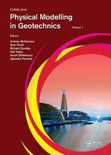 Physical Modelling in Geotechnics