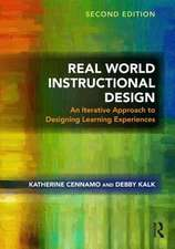 Real World Instructional Design