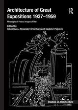 Architecture of Great Expositions 1937-1959
