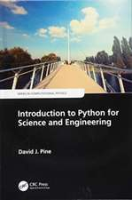 INTRODUCTION TO PYTHON FOR SCIENCE
