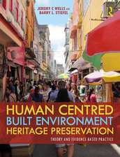 Human-Centered Built Environment Heritage Preservation
