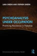 Psychoanalysis Under Occupation