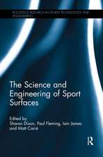SCIENCE AND ENGINEERING OF SPORT SU