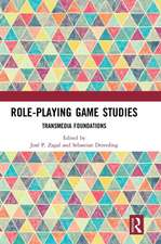 Role-Playng Game Studies