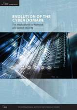 Evolution of the Cyber Domain