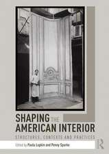 Shaping the American Interior