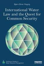 International Water Law and the Quest for Common Security:  Paid Domestic Labour