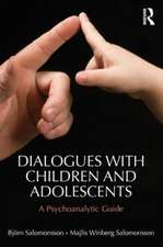 Dialogues with Children and Adolescents