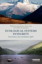 Ecological Systems Integrity