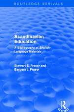 REVIVAL SCANDINAVIAN EDUCATION 19