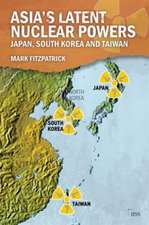 Asia's Latent Nuclear Powers