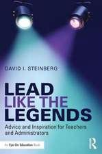 Lead Like the Legends