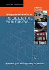 Energy Performance of Residential Buildings