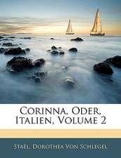 Corinna, Oder, Italien, Zweiter Theil
