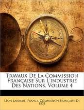 TRAVAUX DE LA COMMISSION FRAN AISE SUR L