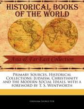 Judaism, Christianity and the Modern Social Ideals