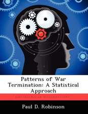 Patterns of War Termination: A Statistical Approach