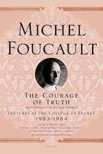 The Courage of Truth:  1983-1984
