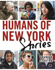 Humans of New York, Stories
