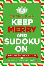 Will Shortz Presents Keep Merry and Sudoku on