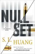 Null Set: A Cas Russell Novel
