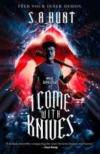 I Come with Knives: Malus Domestica #2