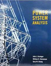 POWER SYSTEMS ANALYSIS (SI)