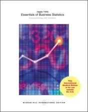 Essentials of Business Statistics (Int'l Ed)