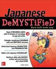 Japanese Demystified, Premium 3rd Edition