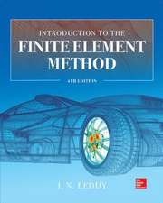 Introduction to the Finite Element Method 4E