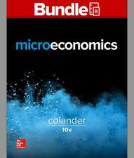 Gen Combo Microeconomics; Study Guide Microeconomics