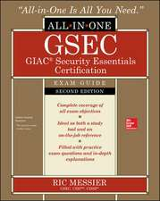 GSEC GIAC Security Essentials Certification All-in-One Exam Guide, Second Edition