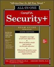 CompTIA Security+ Certification All-in-One Exam Guide, Sixth Edition (Exam SY0-601))