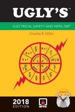 Ugly's Electrical Safety and Nfpa 70e, 2018 Edition