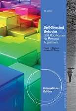 Self-Directed Behavior